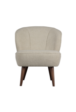 Fauteuil Teddy - off white