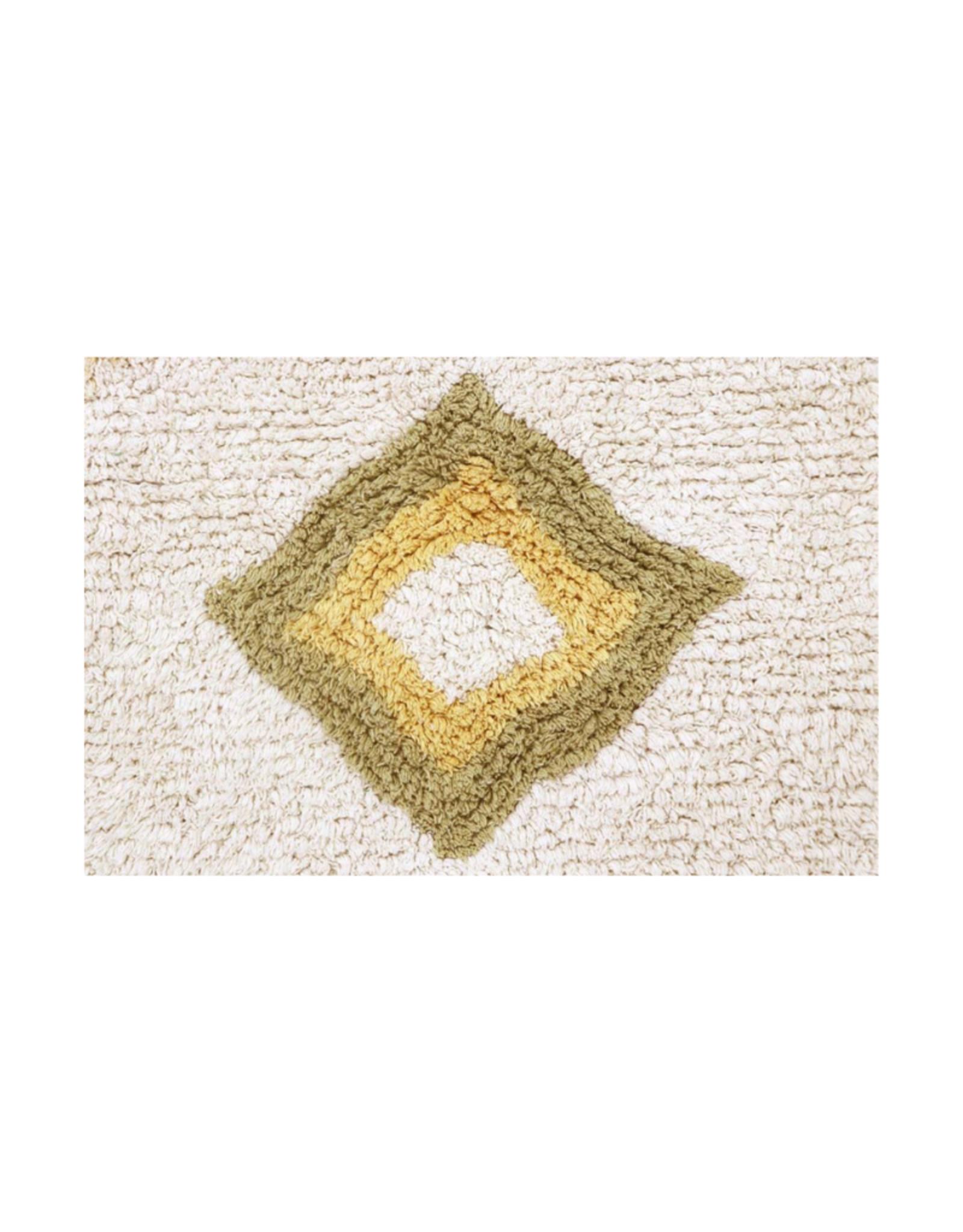 Lorena Canals Vloerkleed Kaarol Earth 170 x 240 cm - Washable katoen