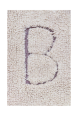 Lorena Canals Vloerkleed ABC 120 x 160 cm - Washable katoen
