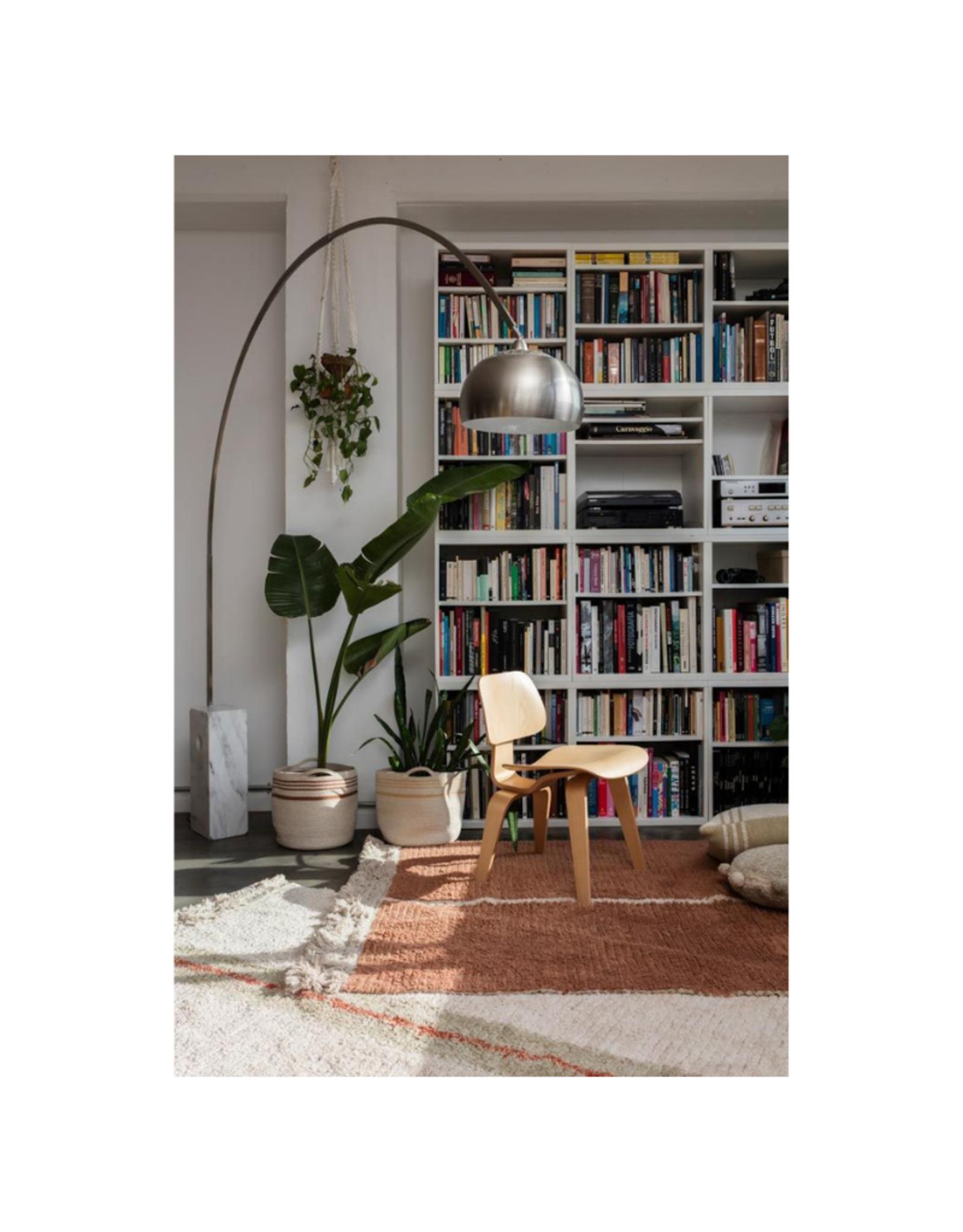 Lorena Canals Vloerkleed Reversible Duetto Sage 170 x 240 cm - Washable katoen