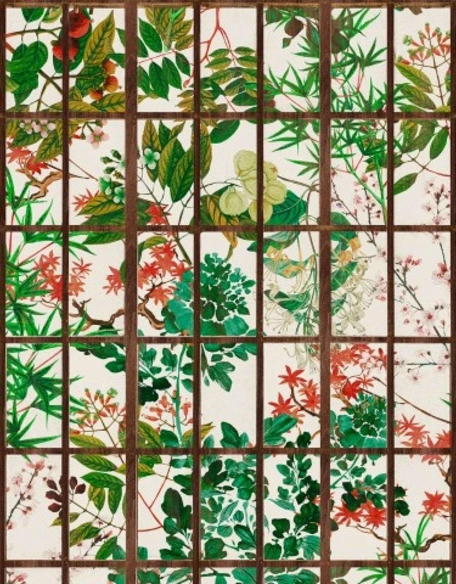 Mind the Gap Behang Japanese Garden - 156 x 300 cm