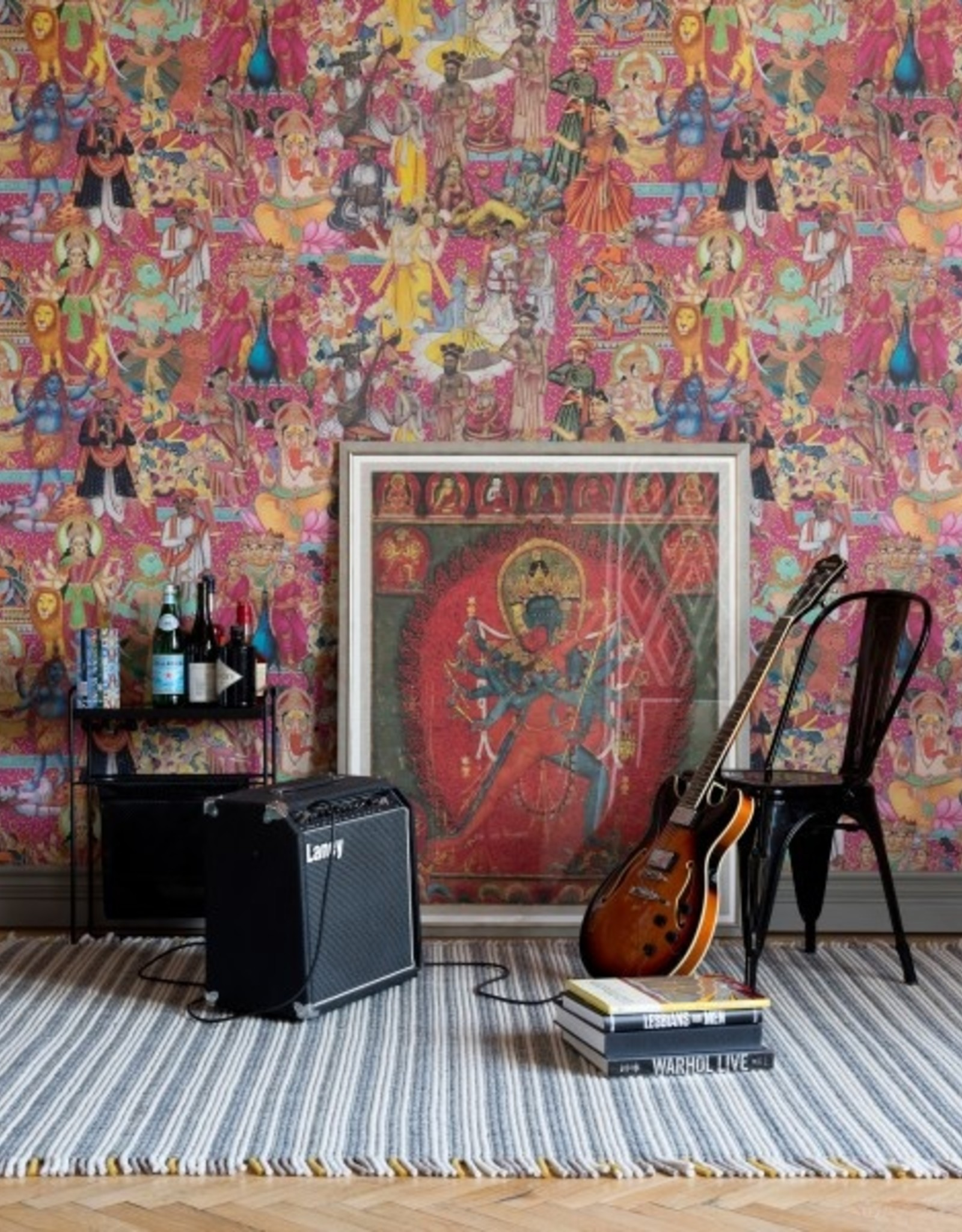 Mind the Gap Behang Nirvana - 156 x 300 cm