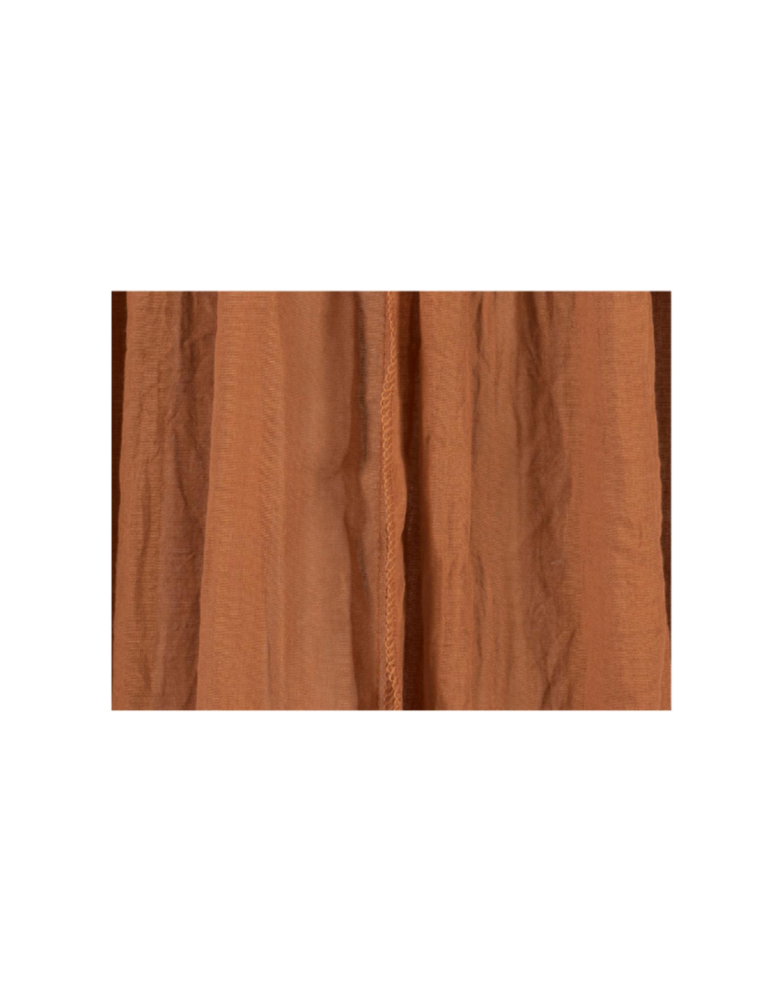 Jollein Klamboe/bedgordijn Vintage 245 cm - Caramel