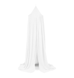 Jollein Klamboe/bedgordijn Vintage 245 cm - White