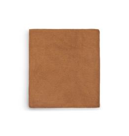 Deken Wieg Basic Knit 75 x 100 cm - Caramel