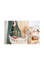 Jollein Deken Wieg Basic Knit 75 x 100 cm - Nougat