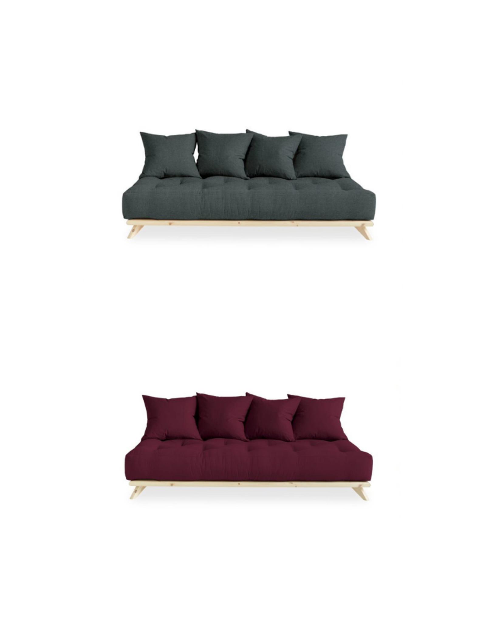 Karup Design Senza Daybed - transparant (12 kleuren)