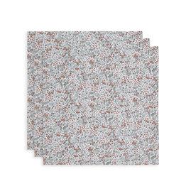 Jollein 3 x Multidoek hydrofiel 70 x 70 cm Bloom (3pack)
