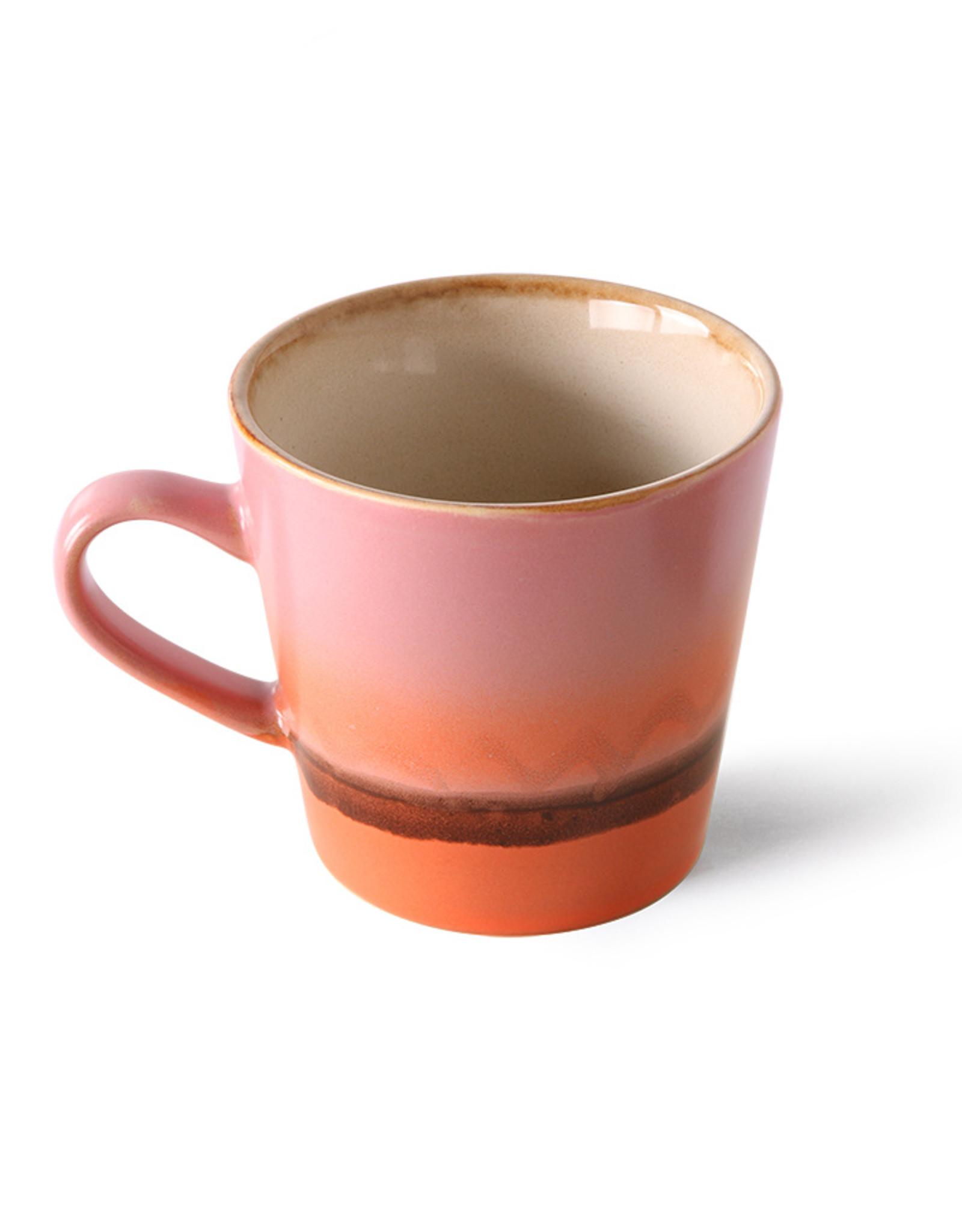 HK Living Americano mug 70s - Mars