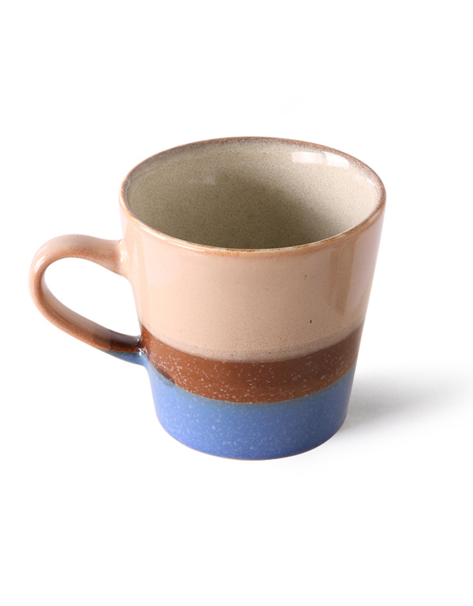 HK Living Americano mug 70s - Sky