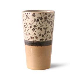 HK Living Latte mug 70s - Tropical