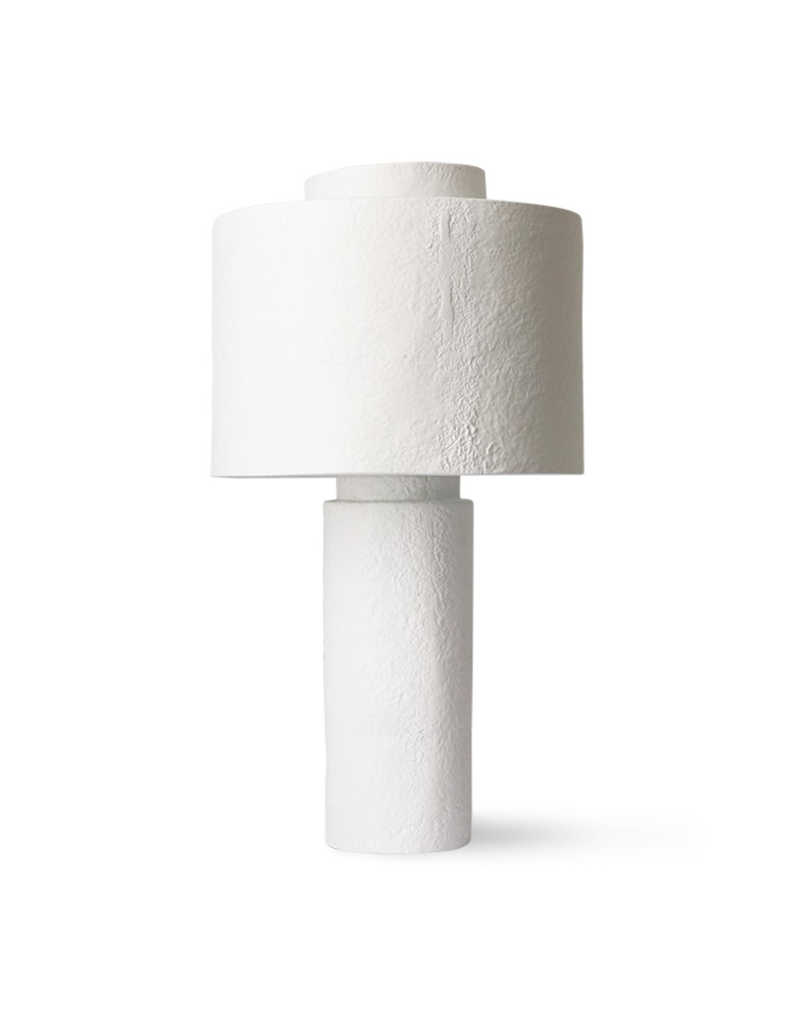 Tafellamp Gesso - matt white