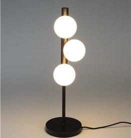 Tafellamp Bulbs - opaal wit