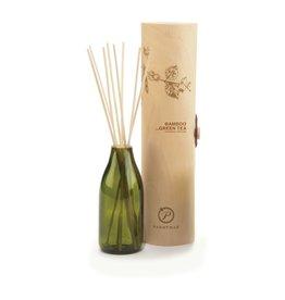 Paddywax Geurstokjes in houder - Bamboo + Green Tea (118ml)