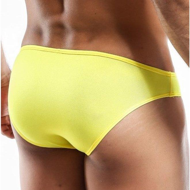 Sexyboy Yellow Little slip