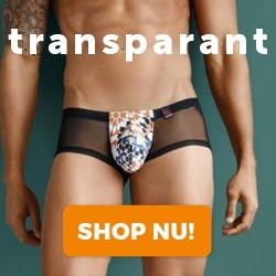 Transparant ondergoed