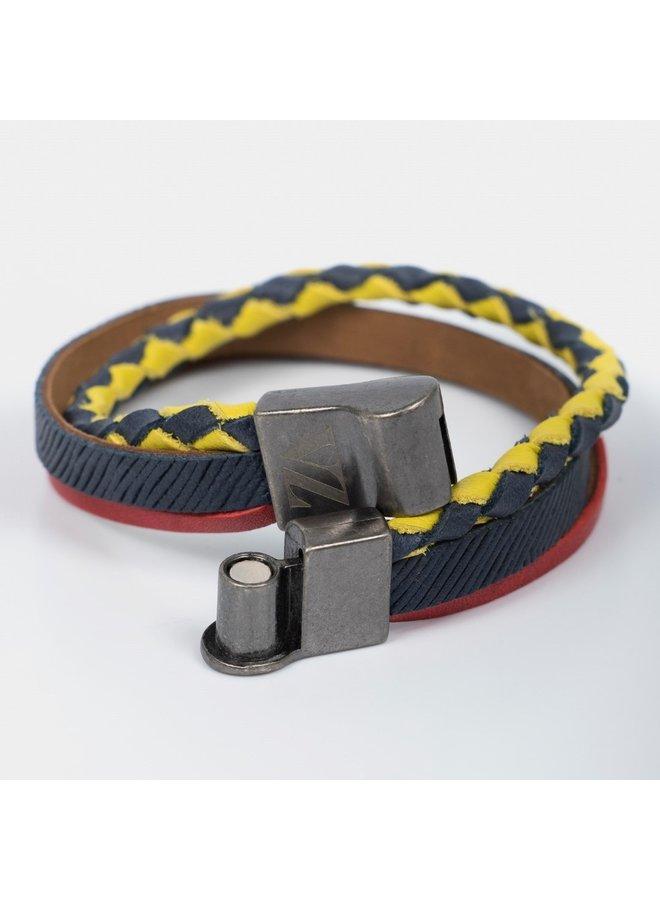 Velez Lederen Armband Colombia