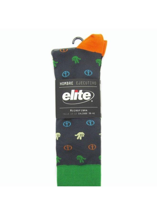 Elite Peace fashion sokken