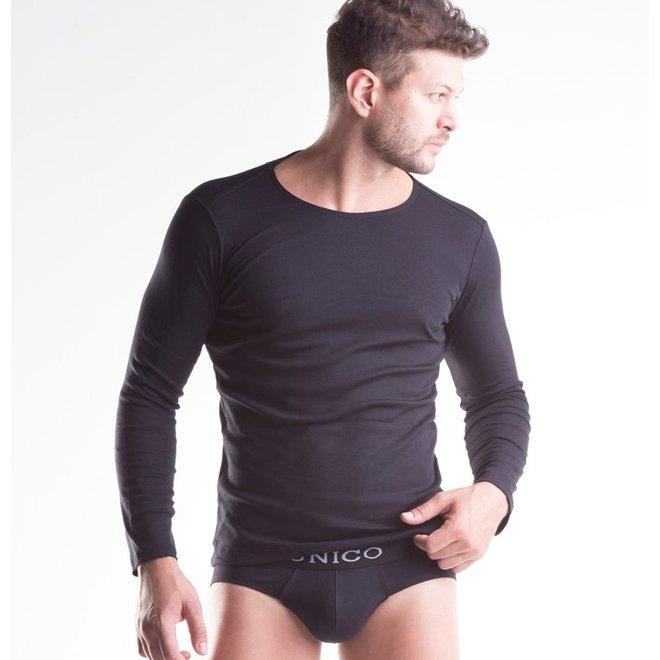 Mundo Unico Buzo longsleeve Cotton T-shirt