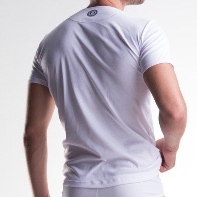 Muno Unico Volatil ronde hals Cotton T-shirt