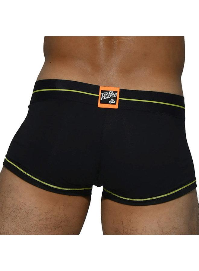 Private Structure Mo Lite black boxershort