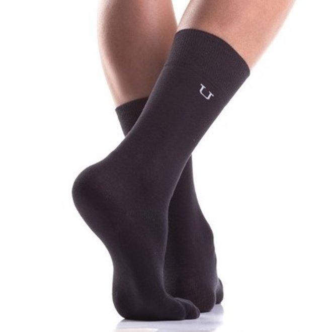 Mundo Unico Casual Negro sokken