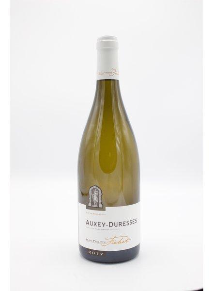 Domaine Fichet Auxey-Duresses blanc 2017