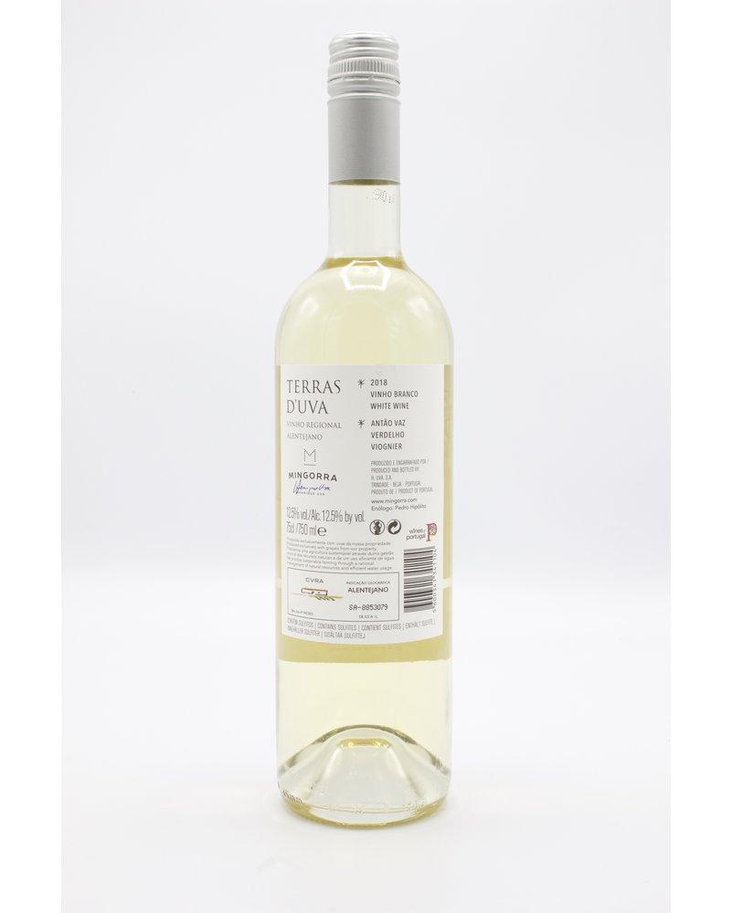 Terras d'Uva Vinho Regional Alentejano Portugal 2018
