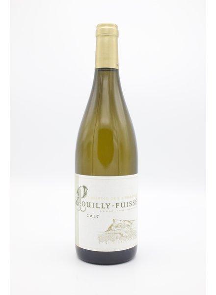 Domaine des 3 Tilleuls Pouilly Fuissé 2017