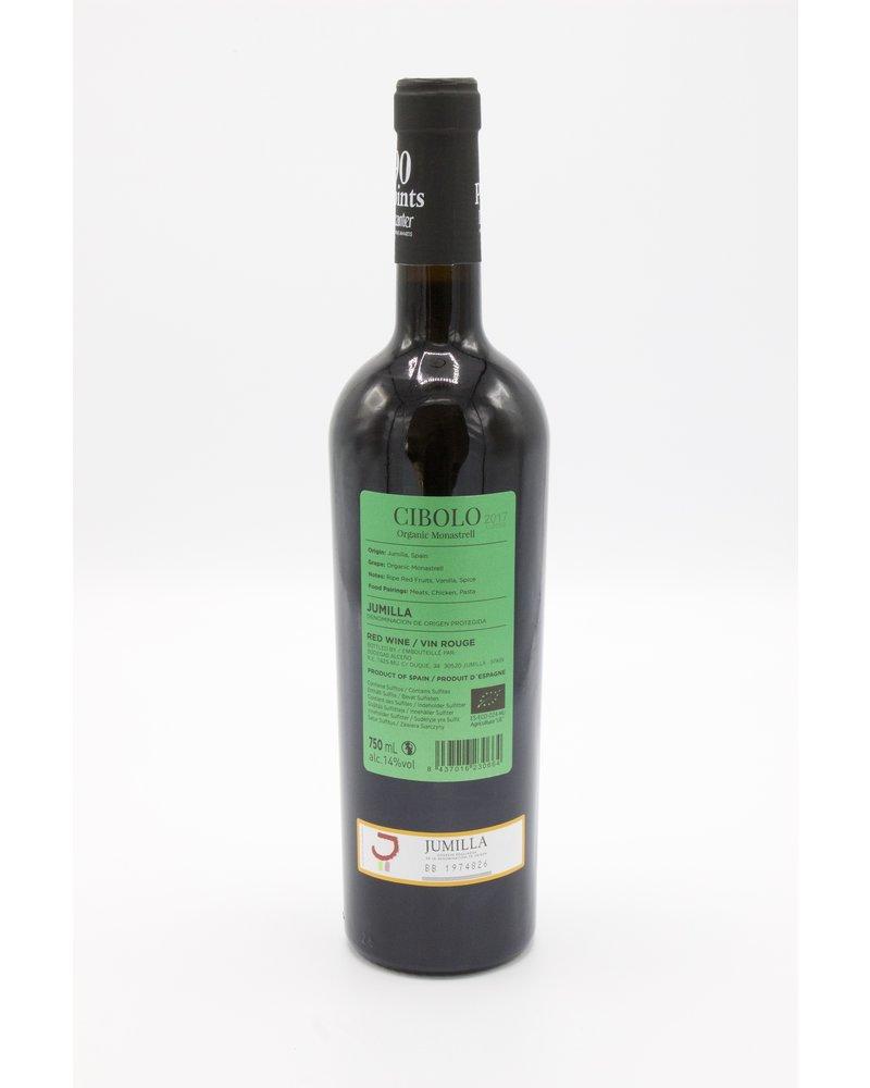 Alcenio Cibolo organic monastrell 2017