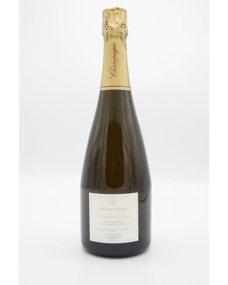 Champagne Frederic Orcin Les Grains des Vormets 2015