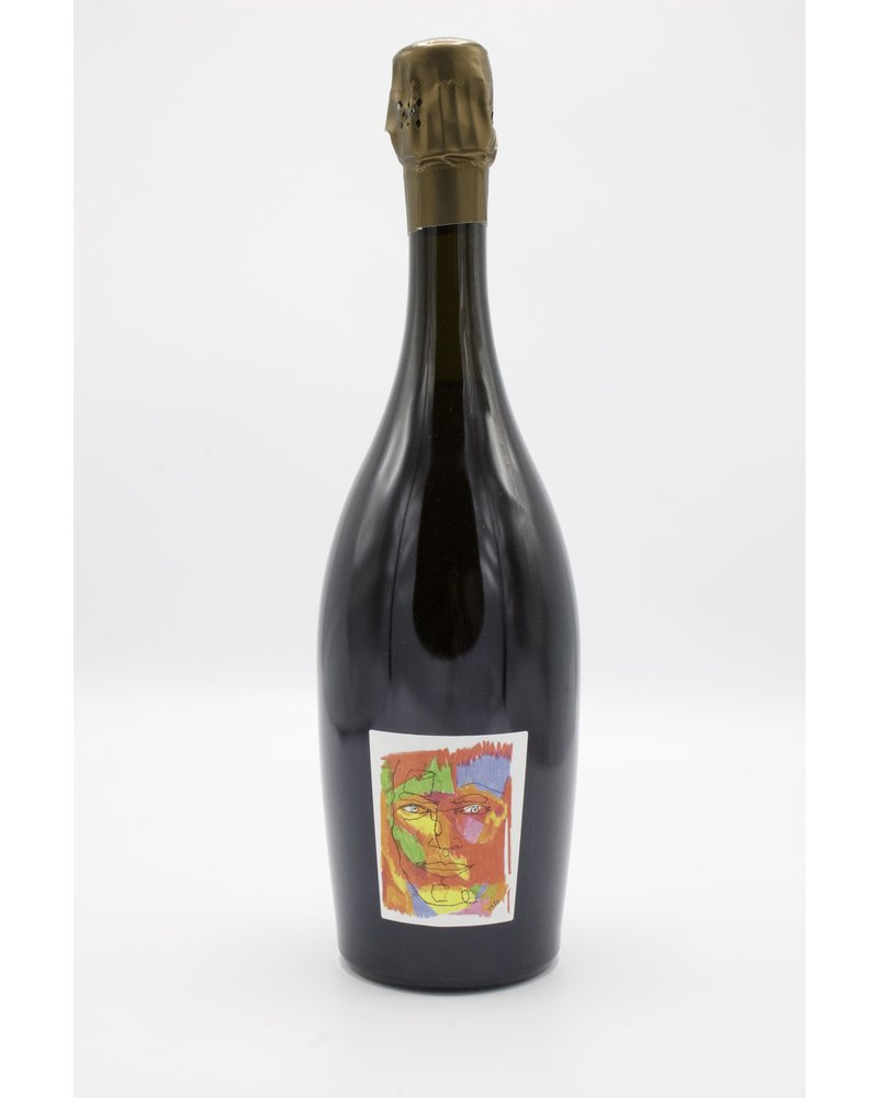 Champagne Timothée Stroebel Logos rosé Brut Nature 2013