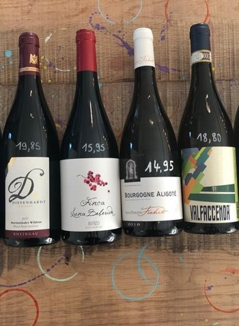 Lockdown WineBox 6 flessen (100 euro)