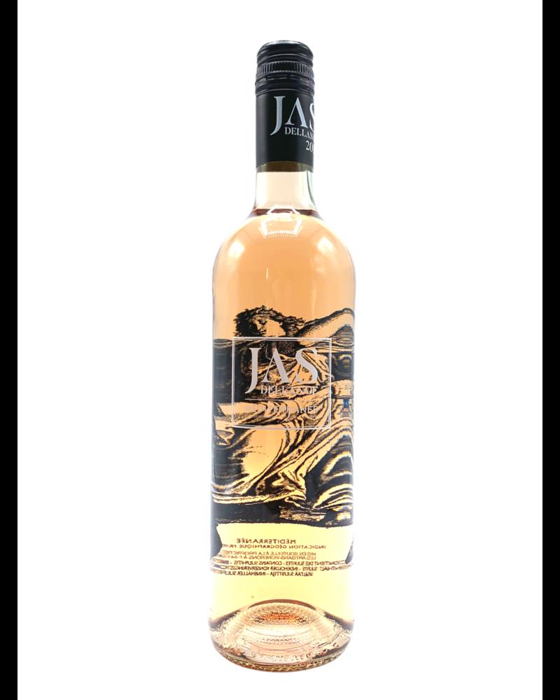 Jas Dellange rosé Méditerranée IGP 2019