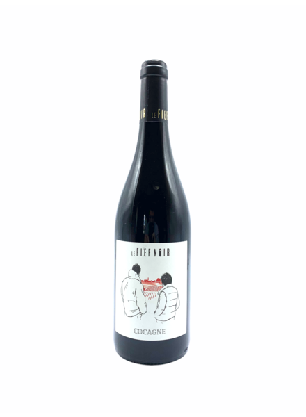 Le Fief Noir - Grolleau IGP Rouge 'Cocagne' 2019