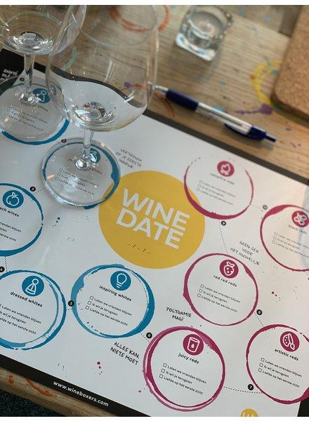 WineDate 29/10/2020