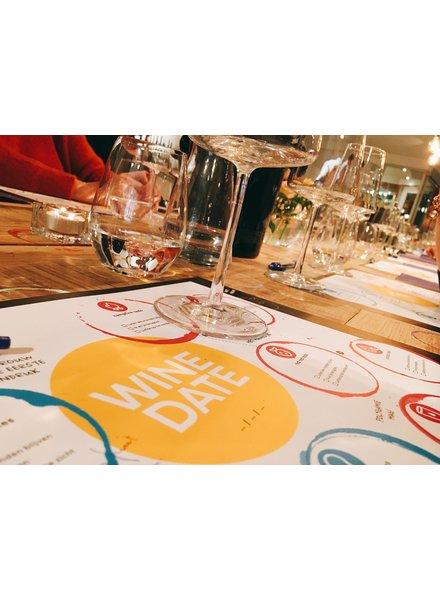 WineDate XXL 13/11/2020 @ feestsalons De Koetse