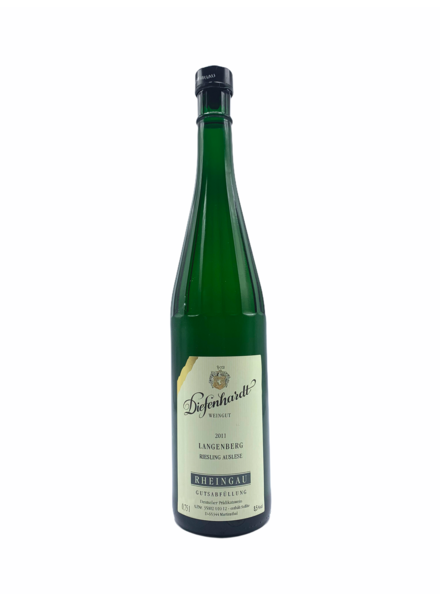 "Diefenhardt riesling ""Langenberg"" Auslese 2011"