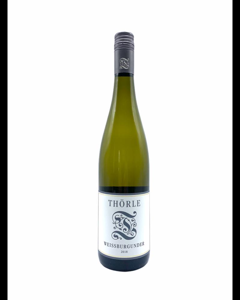 Bottle of the week #1  weissburgunder Thörle 2018 5 + 1
