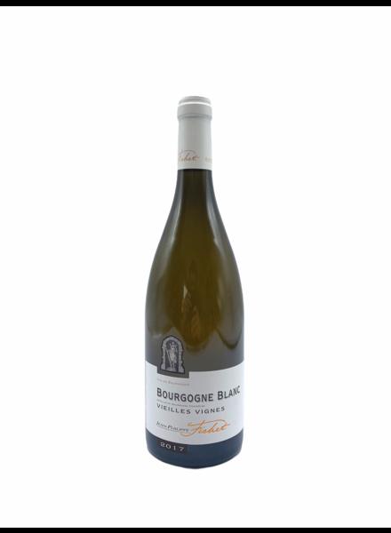 Domaine Fichet Bourgogne blanc Vieilles Vignes 2017