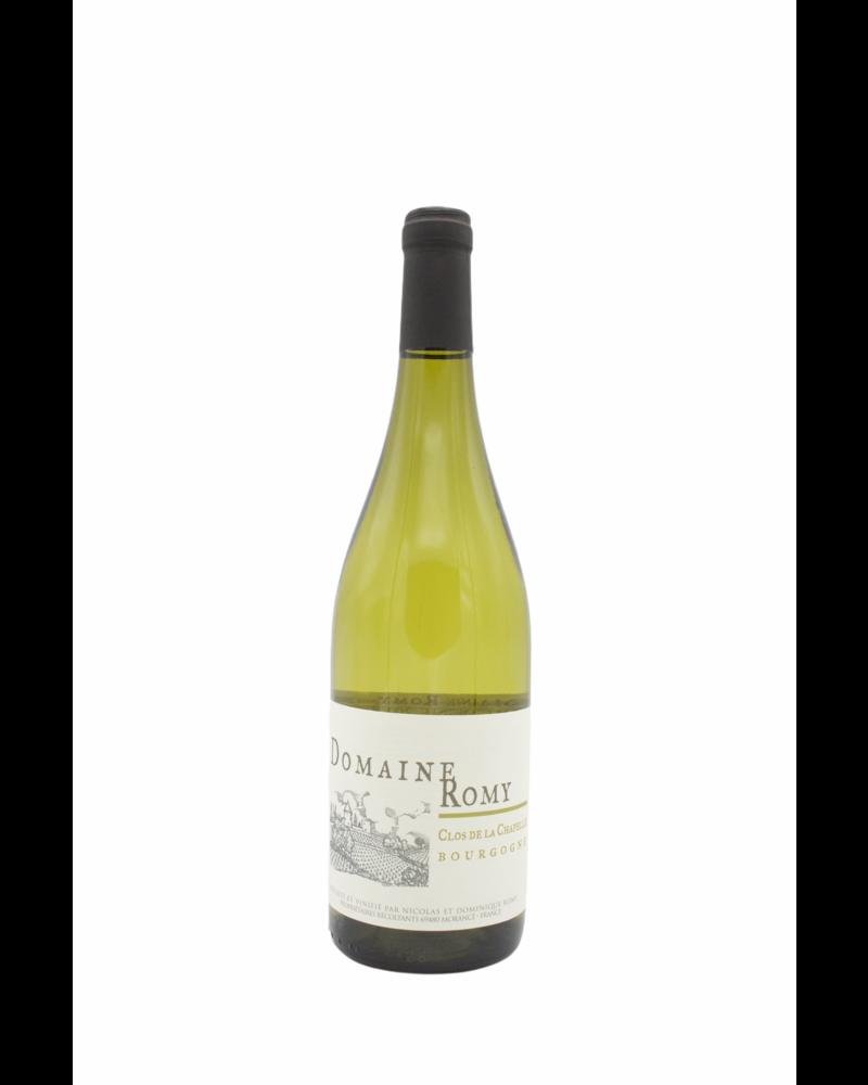 Domaine Romy Bourgogne chardonnay 2018