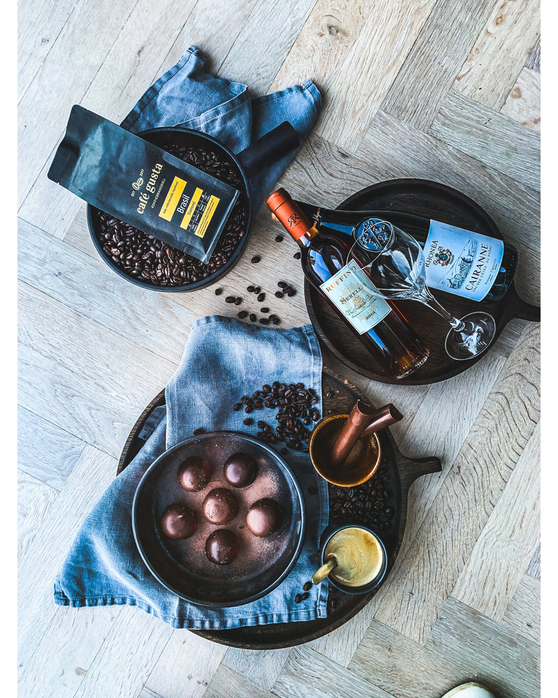 WineBox chocolade