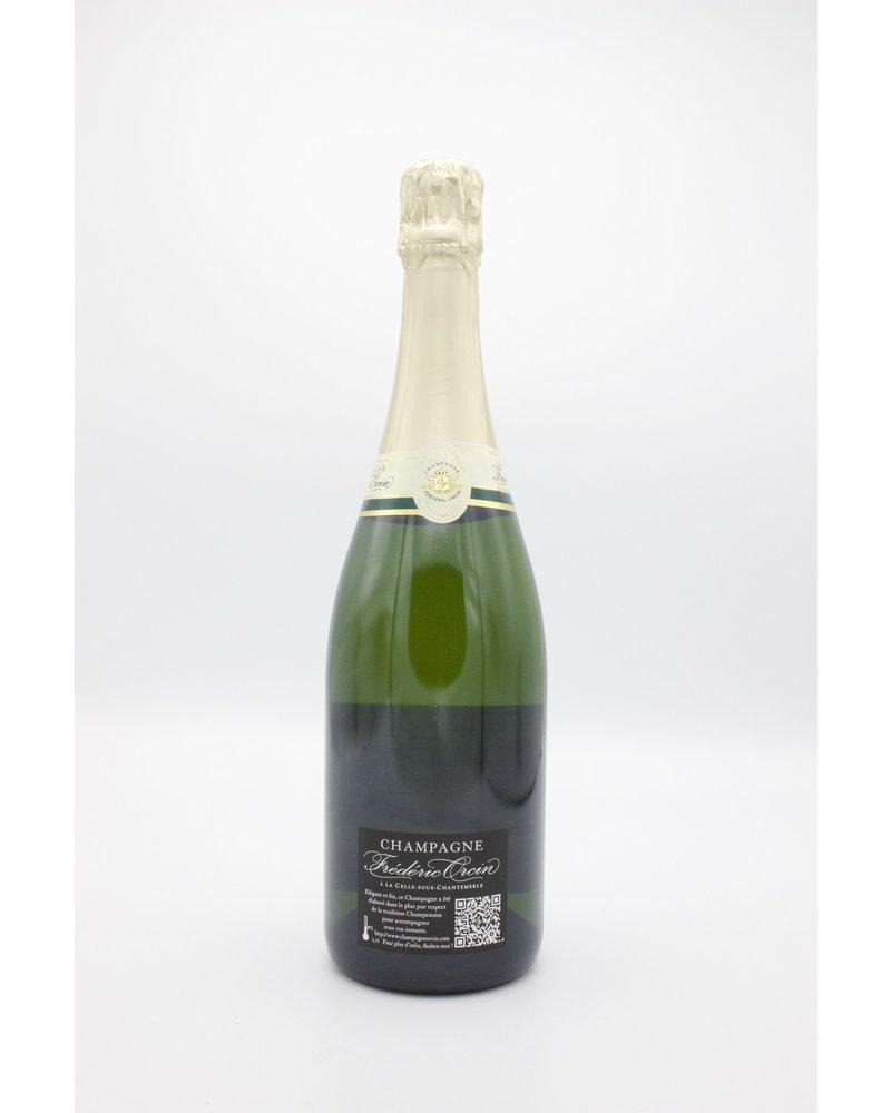 Bottle of the week #8 Champagne Frederic Orcin Blanc de Blancs Brut 11+1