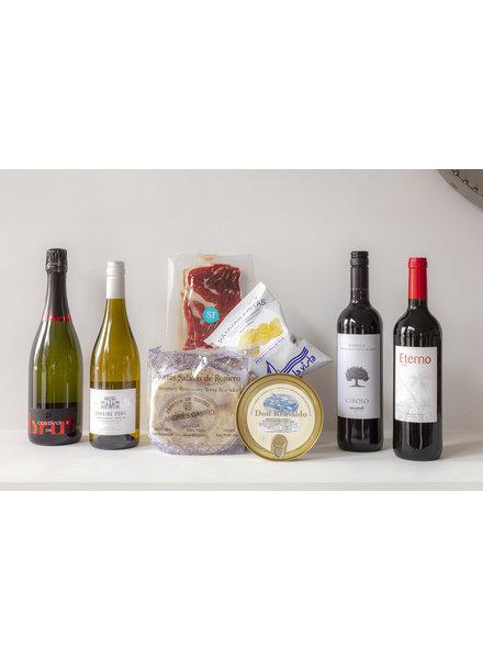 WineBox Tapas Spring Edition
