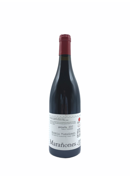 Bottle of the week #21 Maranoñes garnacha Madrid 2017 5+1