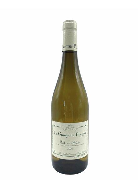 La Grange De Piaugier Blanc Côtes-du-Rhône 2020