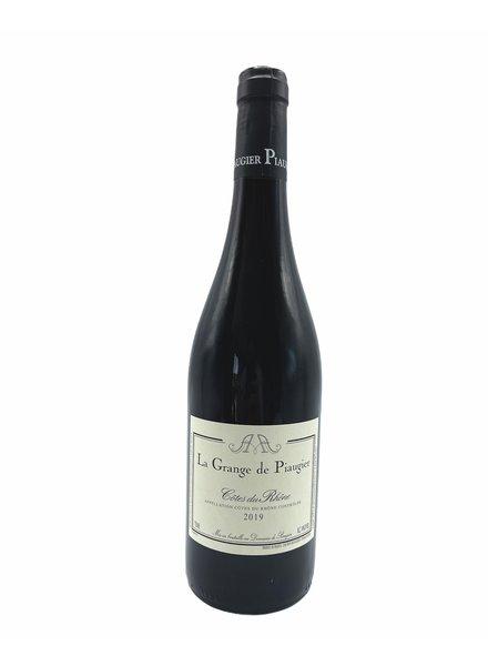 La Grange De Piaugier Rouge Côtes-du-Rhône 2019