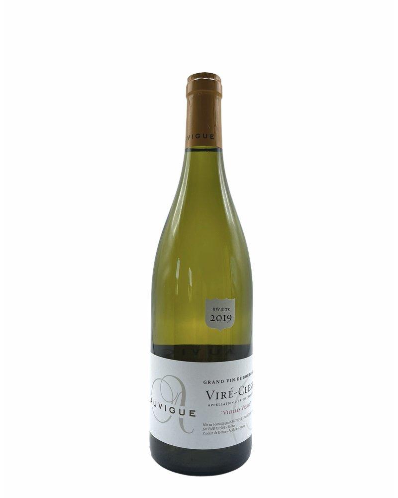 Domaine Auvigue Viré Clessé Vieilles vignes 2019