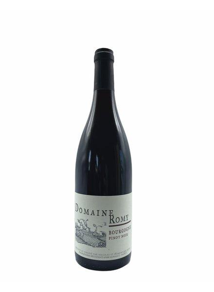 Domaine Romy - Bourgogne Rouge 2018