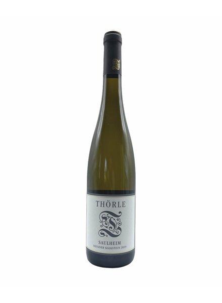 Weingut Thörle - Saulheim Silvaner Kalkstein 2019